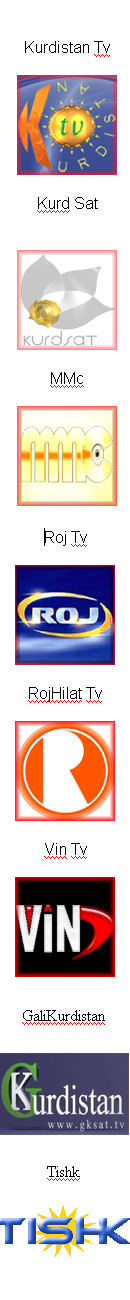 Kurdische Fernsehe Telvisone Kurdistan