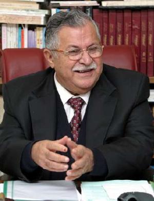 Jalal Talabani  -   danish-kurd.com